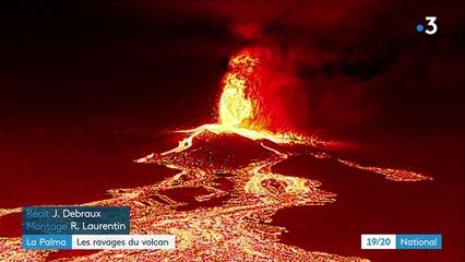 Espagne : le torrent de lave du volcan Cumbre Vieja est-il inarrêtable ?