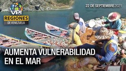 Noticias regiones de Venezuela - Miercoles 22 de Septiembre