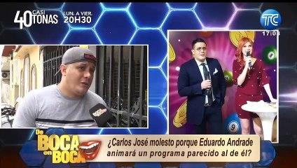 ¿Carlos José Matamoros afectado por la propuesta laboral de Eduardo Andrade?