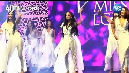 Victoria Salcedo habló de sentirse decepcionada tras la elección de Miss Ecuador