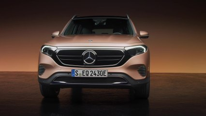 Der Mercedes-Benz EQB - Vielseitig einsetzbar, gut ausgestattet und mit Platz für bis zu sieben