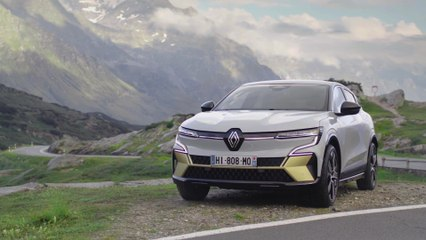 "Der neue Renault Mégane E-TECH Electric - Aufsehenerregendes ""Sensual Tech""-Design"