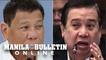 'Ang cheap': Duterte slams Gordon for plastering his face on Red Cross ambulances