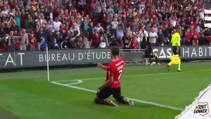 J7. Stade Rennais F.C. / Clermont Foot 63 - le résumé (6-0)