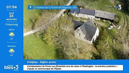 23/09/2021 - Le 6/9 de France Bleu Breizh Izel en vidéo