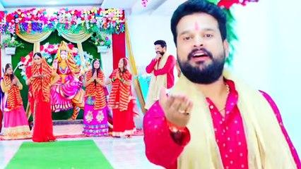 रितेश पांडे का नया देवी गीत 'नाचs तारी भउजी पंडाल में' हुआ रिलीज