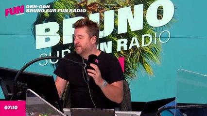 Bruno sur Fun Radio - L'intégrale du 23 septembre
