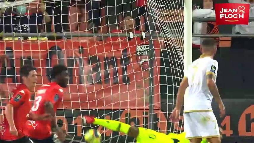 Le résumé vidéo de la rencontre FC Lorient - OGC Nice