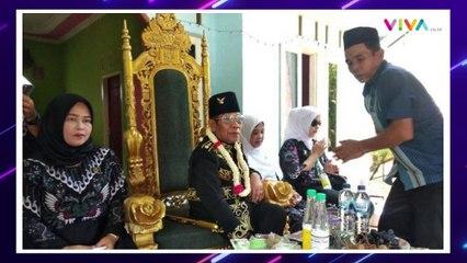 Heboh! Muncul Kerajaan Angling Dharma di Pandeglang Banten