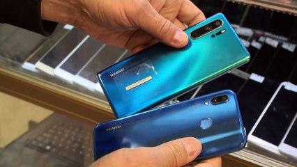 Lituania recomienda dejar de comprar móviles chinos tras encontrar en ellos funciones de censura
