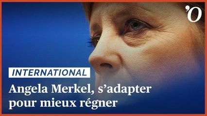 Angela Merkel, s'adapter pour mieux régner