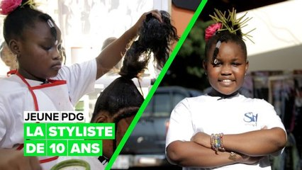 Jeune PDG : la styliste la plus jeune