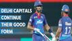 Delhi Capitals continue their good form, register a commanding win over Sunrisers Hyderabad