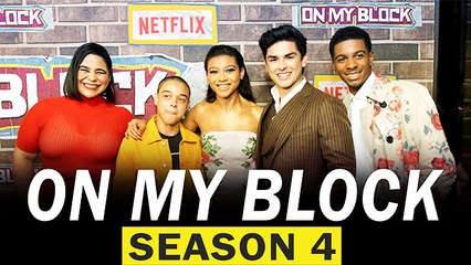 Netflix's On My Block Season 4 Trailer Teases Fans With Re-encounter Galores