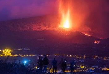"Vulkanausbruch auf La Palma: ""Es ist erschütternd"""