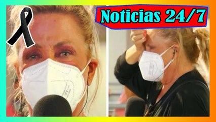 ➕¡B0MBAZ0! Lydia Lozano acribillada en La Palma por policías y volunt@rios por su desvergüenza