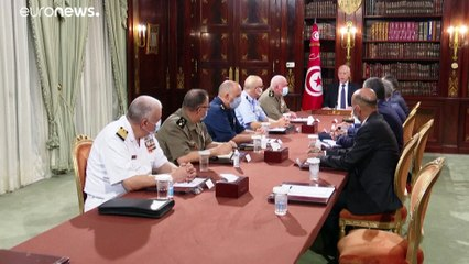 قيس سعيّد الرئيس الطامح إلى تغيير النظام السياسي في تونس