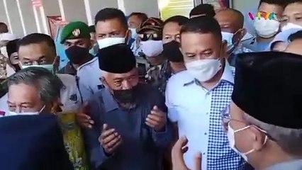 Disambut Takbir, Mantan Wali Kota Cilegon Resmi Bebas
