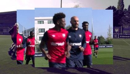 L'entraînement du 23 Septembre 2021 en vidéo