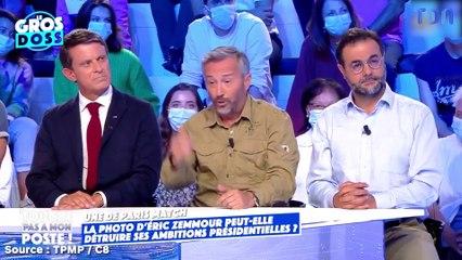 TPMP : Éric Zemmour est-il touché par la Une polémique de Paris Match ? La réponse cash d'Éric Naulleau
