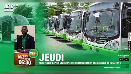 La parole est à vous du 23 Septembre 2021 par Abou SYLLA [ Radio Côte d'Ivoire ]