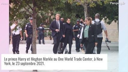 Meghan Markle et Harry main dans la main à New York : le couple réapparaît enfin !