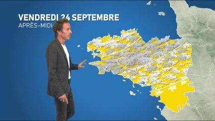 Illustration de l'actualité La météo de votre vendredi 24 septembre