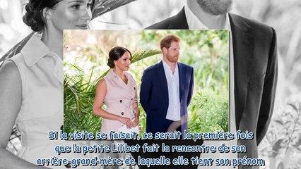Harry et Meghan - ce petit pas vers la famille royale qu'ils seraient en train de programmer