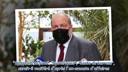Eric Dupond-Moretti - une plainte déposée contre le ministre, son entourage réagit