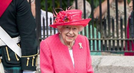 Momentos cómicos de la Reina Isabel