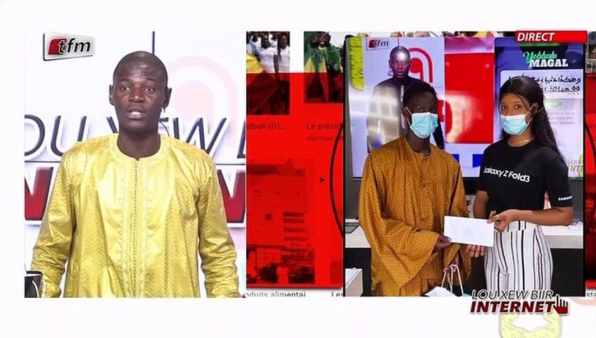 """""""Lou xew biir internet"""" - Pr : Mamadou Ndiaye - 23 Septembre 2021 #tfm"""