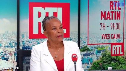 Covid-19 : Christiane Taubira refuse d'appeler les Guyanais à se faire vacciner