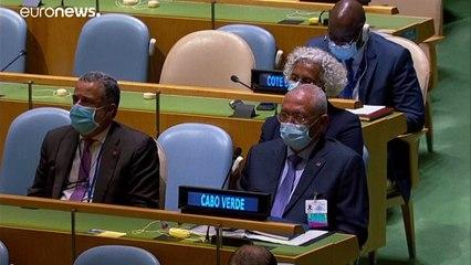 Cabo Verde e Guiné Bissau pela reforma da ONU