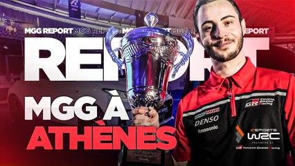 Retour sur les finales WRC d'Athènes avec le joueur français Lohan « Nexl » Blanc !