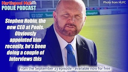 The Poolie Podcast - a preview from the September 23 edition
