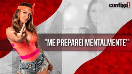 LAURA KELLER: PREPARAÇÃO E CURIOSIDADES DA 'ILHA RECORD'!