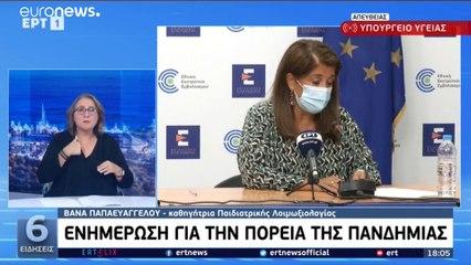 Ελλάδα Covid -19: 2.125 νέα κρούσματα και 31 θάνατοι το τελευταίο 24ωρο - 331 οι διασωληνωμένοι