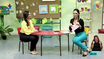 Aprendo en casa Franja educativa Bicentenario Primera infancia Jueves 23 de setiembre