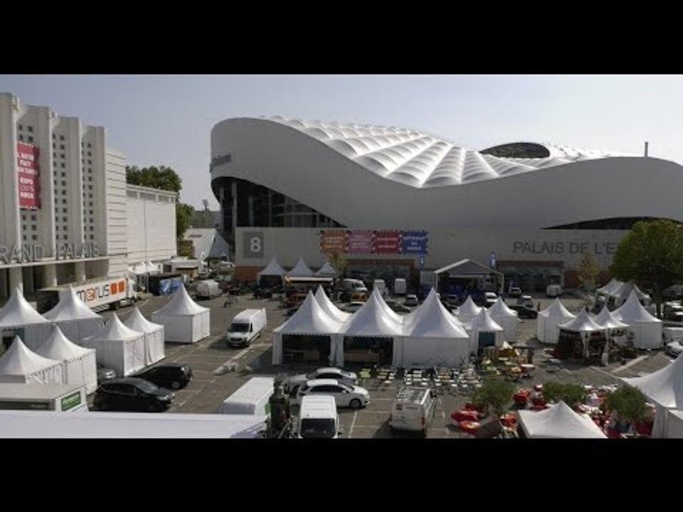 Gratuite et rock, la Foire de Marseille démarre demain
