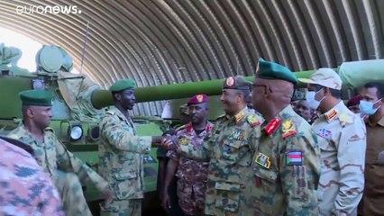 Golpe de Estado falhado no Sudão