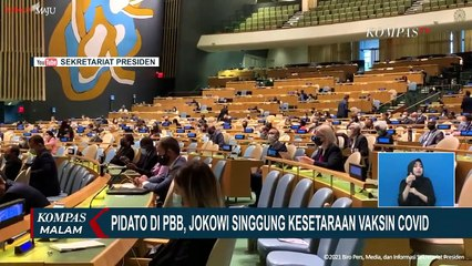 Disela-sela Sidang PBB, Joe Biden Undang Jokowi Diskusi Penanganan Covid-19 secara Global