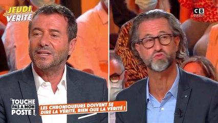 """Stéphane Bern pistonné ? Cyril Hanouna lève le voile sur le plateau de """"Touche pas à mon poste""""."""