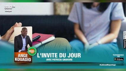 [ Radio Côte d'Ivoire ] L'invite du jour avec Patricia Gnahoré par ANGE KOUADIO