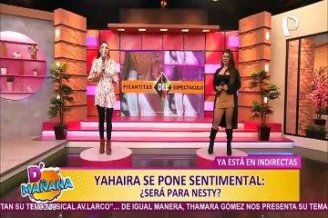 Las Picantitas del Espectáculo: ¿Paula Arias sufre otra decepción?