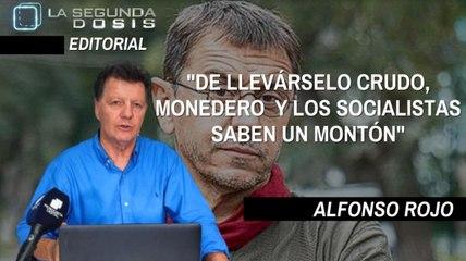 Alfonso Rojo: De llevárselo crudo, Monedero y los socialistas saben saben un montón