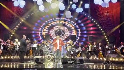 İbrahim Tatlıses, 12 yıl aradan sonra konser verdi