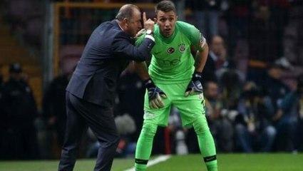 Galatasaray'da dev kriz! Kayserispor maçı öncesi Fatih Terim ile Muslera birbirine girdi
