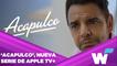 EUGENIO DERBEZ PROTAGONIZA UN VIAJE A LOS 80 EN 'ACAPULCO', LA NUEVA SERIE DE APPLE TV+