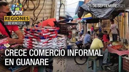 Noticias regiones de Venezuela - Jueves 23 de Septiembre