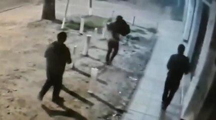 En un local de Villa Elisa robaron toda la noche